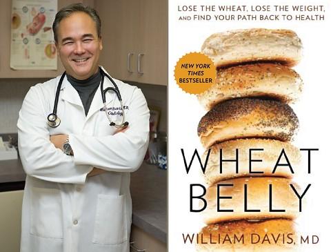 Wheat Belly author William Davis, MD speaking in Denver