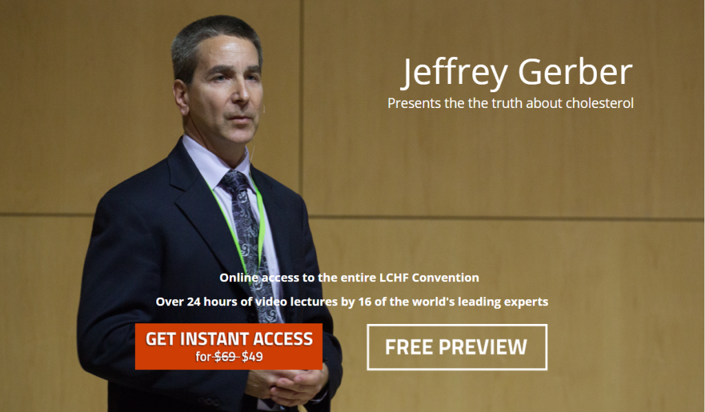 LCHF Convention Online Gerber