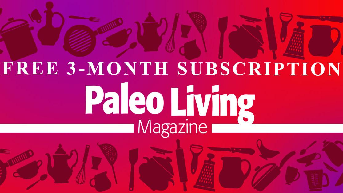 Paleo Living Magazine 1.778