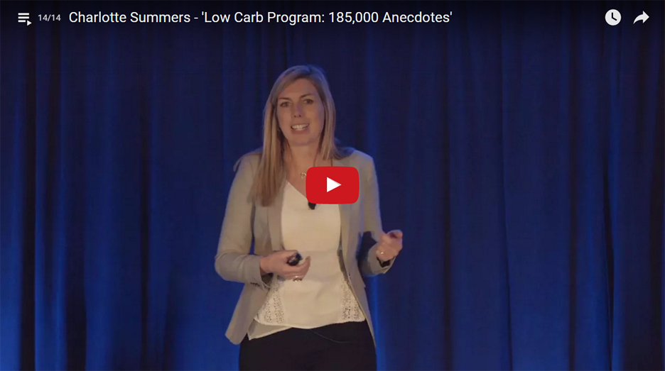 Charlotte Summers - Low Carb Program: 185,000 Anecdotes ...