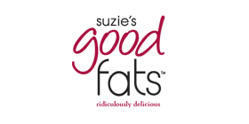 Suzie's Good Fats Company - Fat is Back. Sugar is Out.