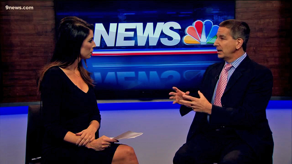 Watch Dr Gerber's interview on 9NEWS