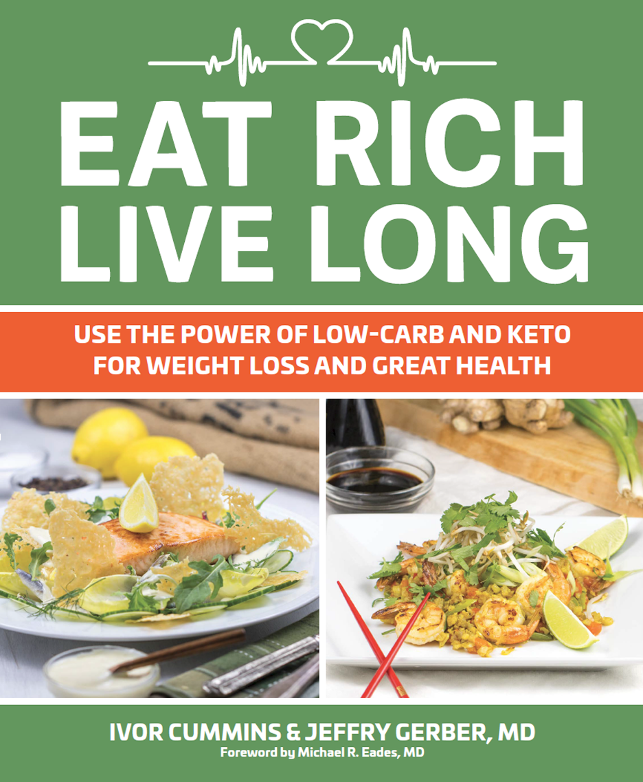 Eat Rich, Live Long - Publishing on Feb 6th, 2018