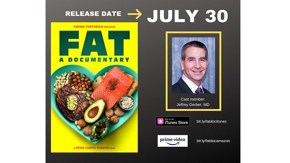 FAT: A Documentary - Watch Now - Jeffry Gerber, MD